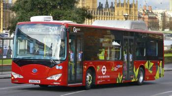 TfL-electricBus350